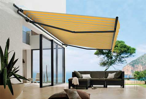 Shade Awnings Dubai