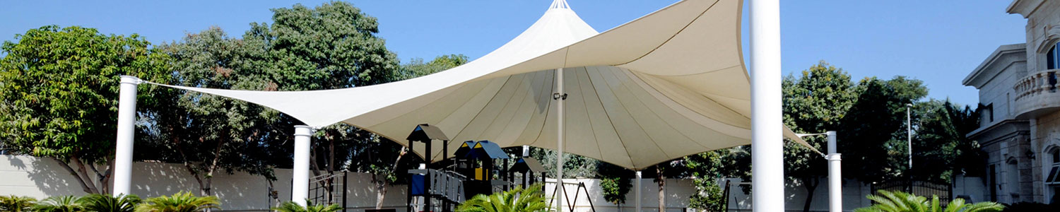 Tensile Shade Structure